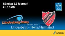 Lindesberg - Hylte/Halmstad (D)