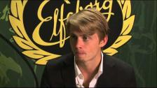 Eftersnack IFE AIK Simon Hedlund