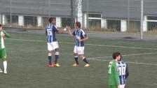 Highlights från U21 Hammarby-DIF 2012