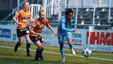 Highlights: Kristianstad DFF – Djurgården 2-1 OBOS Damallsvenskan 2021