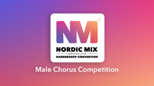 Male Chorus Competition