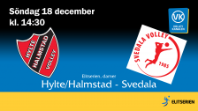Hylte/Halmstad - Svedala (D)