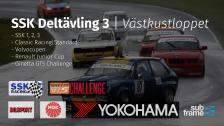 2018 SSK Deltävling 3 - Västkustloppet - Lördag