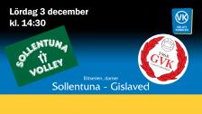 Sollentuna - Gislaved (D)