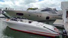 Miami Boat Show – frosseri i lyx