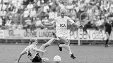 Segerintervju med Anders Palmér efter cupvinsten 1986