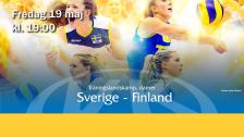 Sverige - Finland (D)