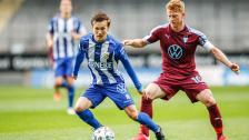 Anders Christiansen efter cupfinalförlusten mot IFK Göteborg