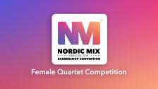 Female Quartet Competition