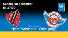 Hylte/Halmstad - Örkelljunga (H)