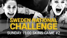 Skins Game #2 – Sweden National Challenge