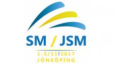 SM/JSM (25m) 2017 söndag finaler