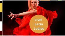 25/4 LIVE: Latin ladies 30+ basic/fortsättning SAMBA