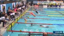 54 4X100m Medley Damer Sr Heat 2 SM/JSM 25m 2015