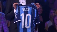 Efter Walker: Lernström försöker värva Messi i TV4