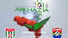 Abkhazia - Sapmi - 1 June 17:00 GMT