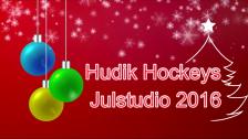 Hudik Hockeys Julstudio 2016
