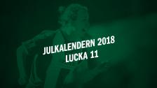 Julkalendern 2018 - Lucka 11