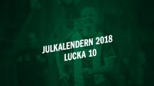 Julkalendern 2018 - Lucka 10