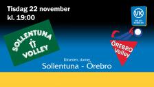 Sollentuna - Örebro (D)