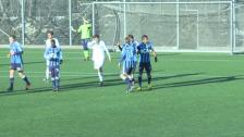 Träningsmatch 2012 DIF-Vålerengen halvlek 1
