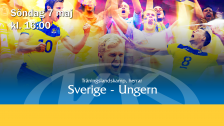 Sverige - Ungern (H)