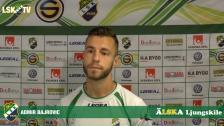Admir Bajrovic, matchens LSK-profil mot IFK Värnamo