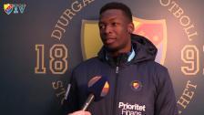 Souleymane Kone: Jag är väldigt glad över att få spela i Djurgården
