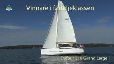 Årets Segelbåt 2015: Dufour 310
