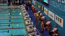 Swim Open 2017 Dag 1 A-finaler del 2
