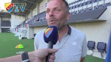 Anders Johansson efter sista U21-matchen