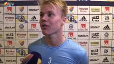 Elliot Käck matchvinnare med drömmål mot Örebro