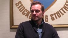 Styrelsepresentation 2020 - Mattias Jonson
