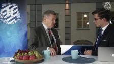 Handelsdagarna 2014 - Rektor Karl-Olof Hammarkvist