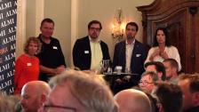 Paneldiskussion från Tillväxtdagen