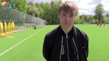 Simon Tibbling tillbaka på Kaknäs