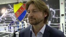 Johan Ahlborg om handlingsplanen efter DIF-Mjällby