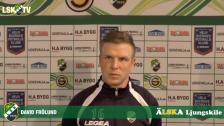 David Frölund, förstärker vår backlinje inför säsongen
