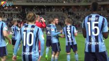 Spelarintervjuer efter segern mot Ljungskile