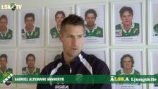Gabriel Altemark Vanneryr, matchens LSK-profil mot Trelleborgs FF