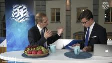 Handelsdagarna 2014 - Robert Bergqvist
