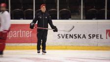Micke Sundell inför lördagens retur mot Luleå HF