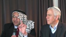 Mudar Zahran och David Rubin om Palestinafrågan