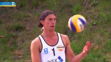 Linus Frantzich/Tobias Helbig - Alexander Annerstedt/Christofer Lewin