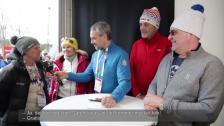 Woxlin och sjöö - 22/2 -2015