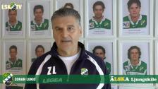 Zoran Lukic inför rysarmatchen mot Trelleborgs FF