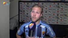Gustav Engvall gjorde hattrick mot Örebro