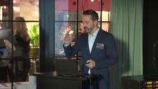 Hansa Medical, VP Business Development & IR Emanuel Björne presenterar