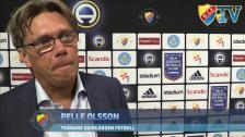 Pelle analyserar matchen mot Mjällby