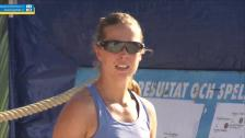 Malin Bergholm/Sara Westerlund - Anna Rydenberg/Kaisa Wallin